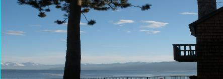 Tahoe Keys Condo View